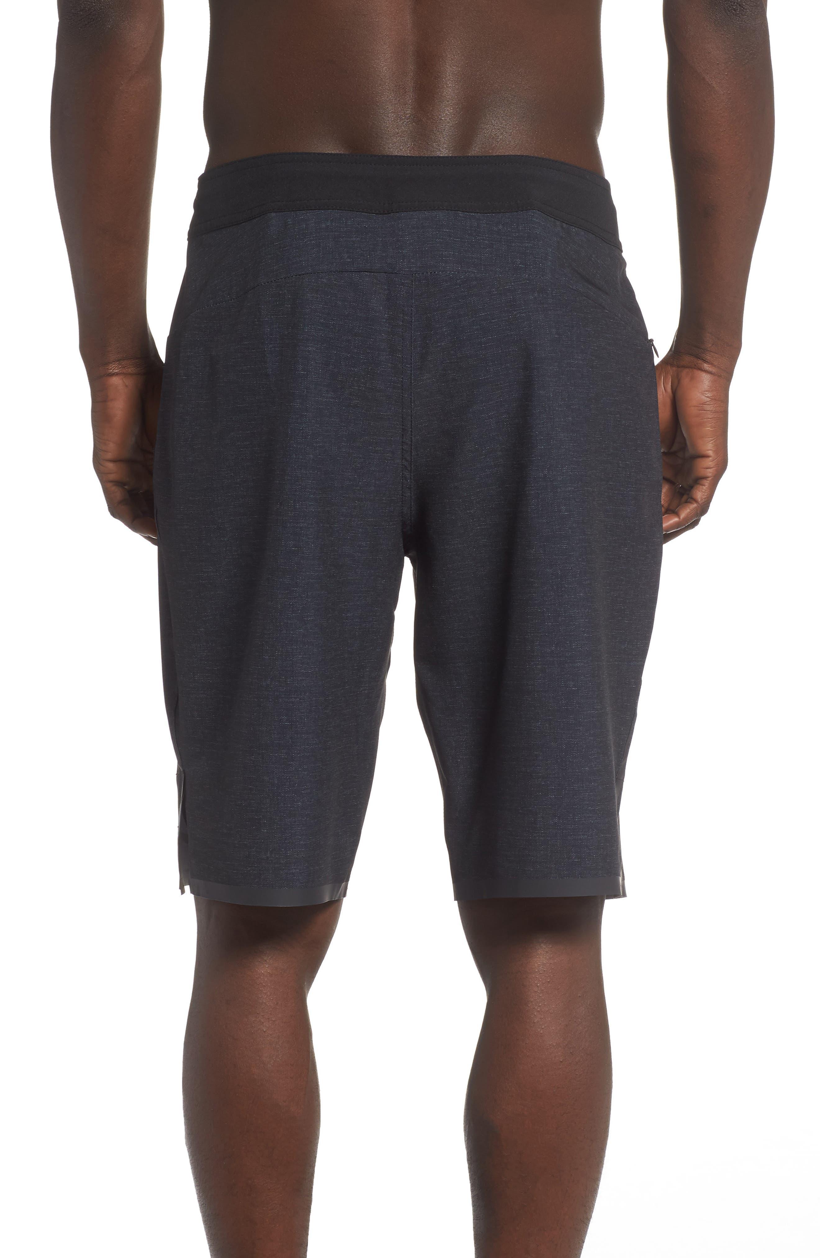 ,                             Blade Board Shorts,                             Alternate thumbnail 2, color,                             BLACK