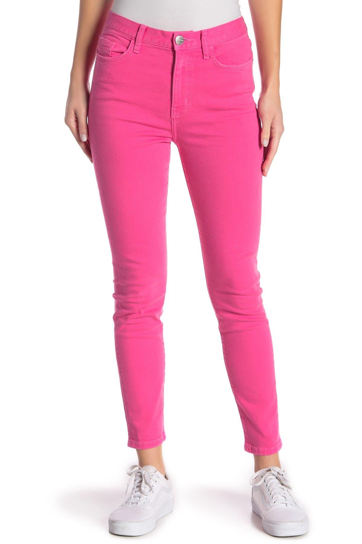 Image of Current/Elliott The Ultra High Waist Skinny Jeans