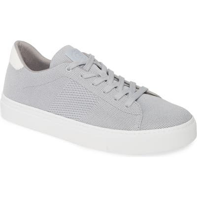 Greats Royale Knit Low Top Sneaker, Grey