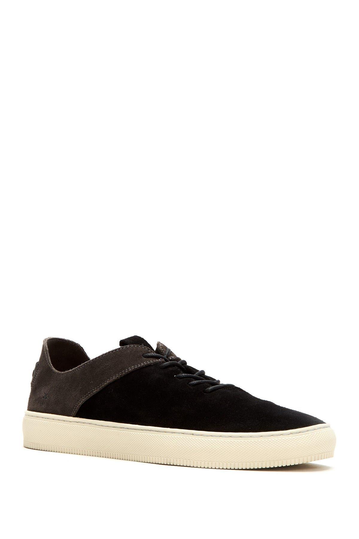 Image of Frye Astor Split Low Lace Sneaker