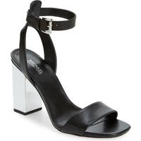 Nordstrom.com deals on Michael Kors Womens Petra Block Heel Sandals