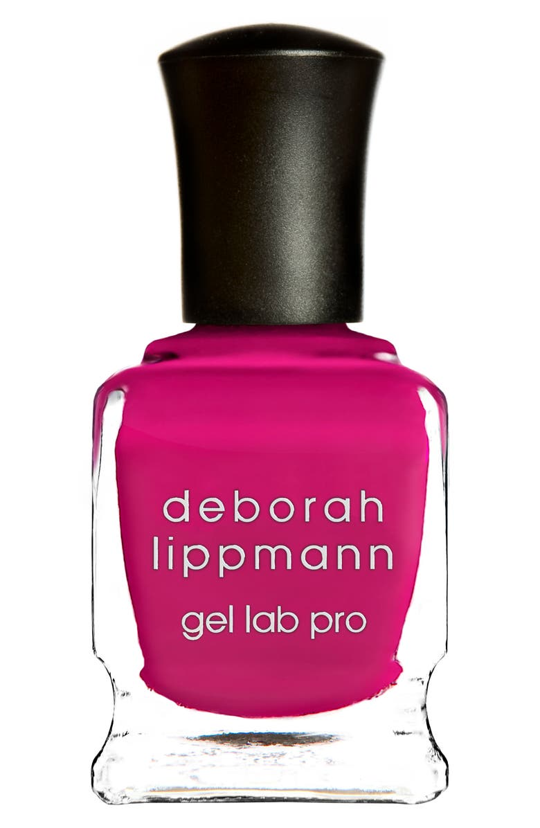 DEBORAH LIPPMANN Leave the Light On Gel Lab Pro Nail Color, Main, color, 655