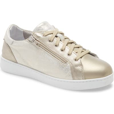 David Tate Elisa Sneaker, Metallic