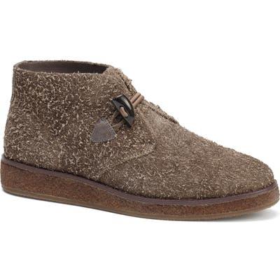 Trask Carissa Chukka Boot, Grey