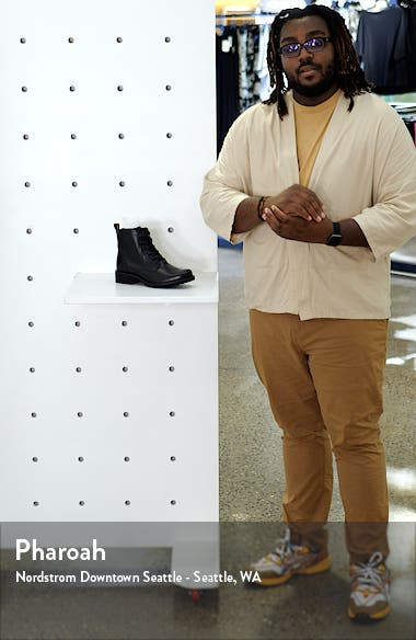 Elaina Street Lace-Up Boot, sales video thumbnail