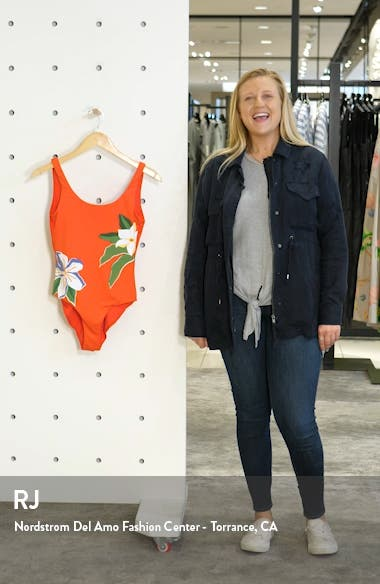 Kelly One-Piece Swimsuit, sales video thumbnail