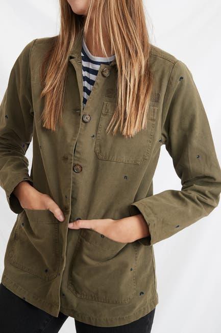 Image of Marine Layer Gracey Chore Jacket