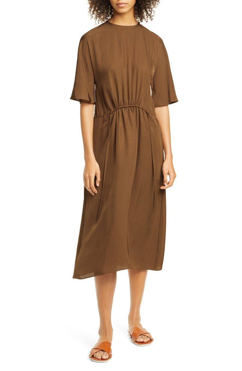 Vince Short Sleeve T-Shirt Dress | Nordstrom
