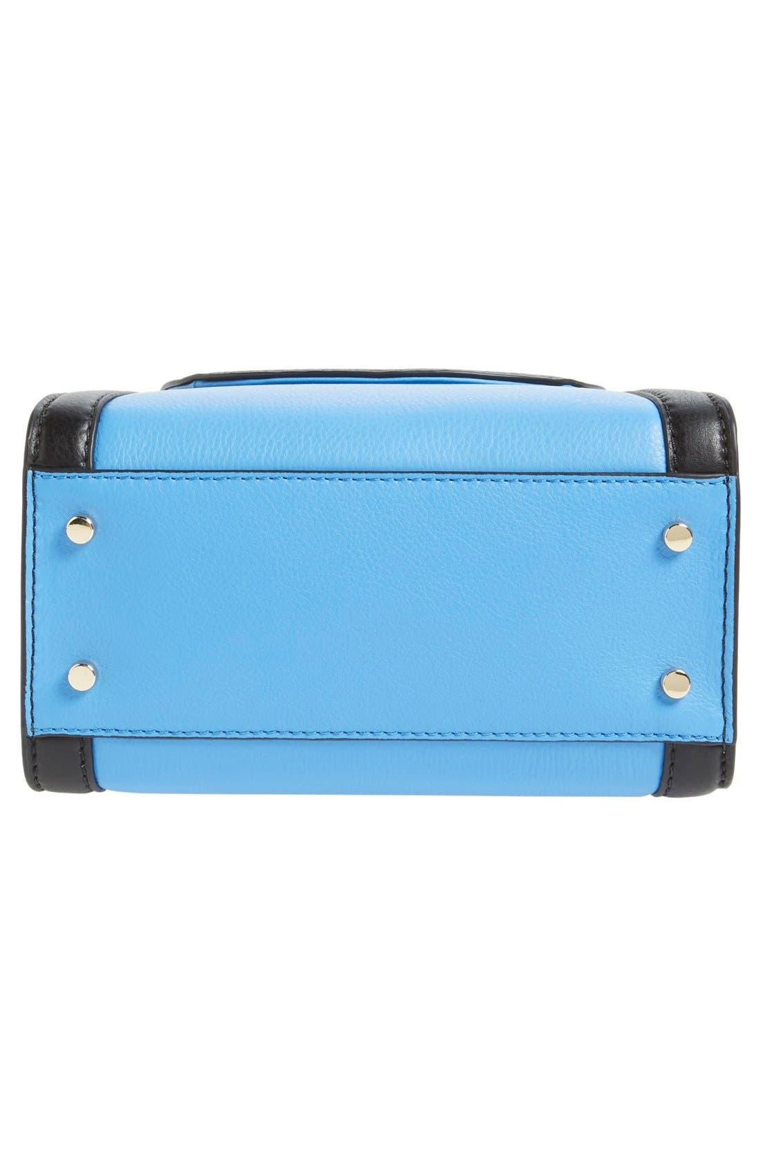 ,                             'cobble hill - small adrien' leather satchel,                             Alternate thumbnail 14, color,                             400
