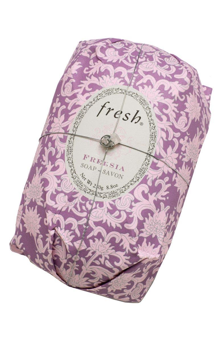 FRESH<SUP>®</SUP> Freesia Oval Soap, Main, color, NO COLOR