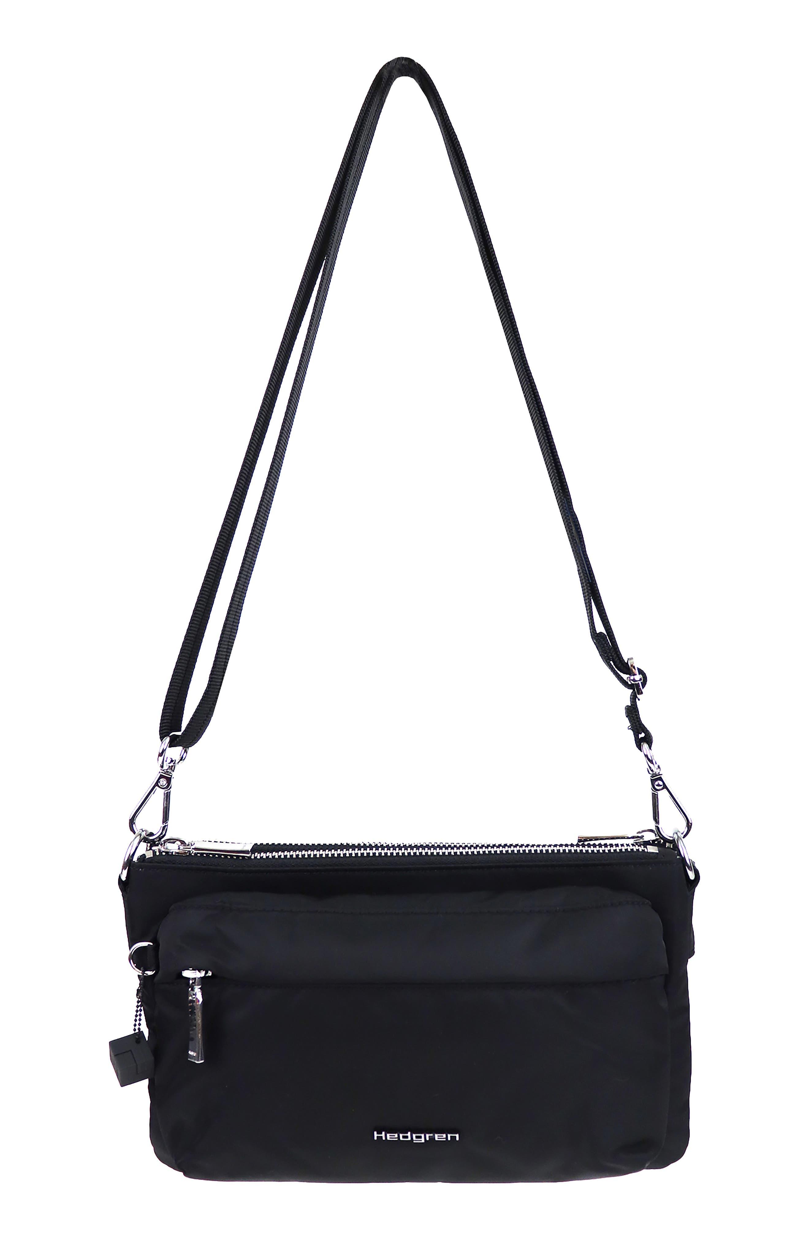 Alani Water Repellent Crossbody Bag