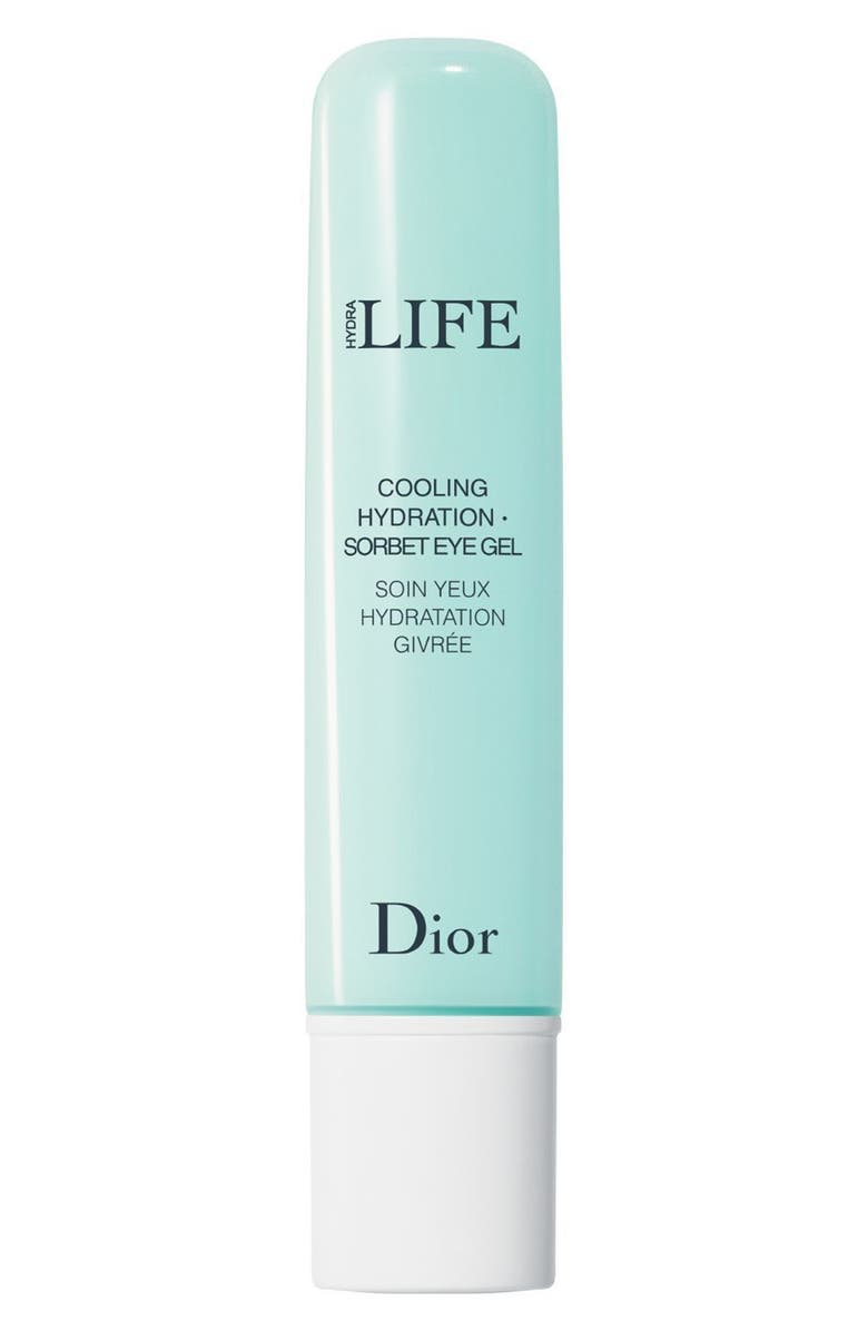DIOR Hydra Life Cooling Hydration Sorbet Eye Gel, Main, color, NO COLOR