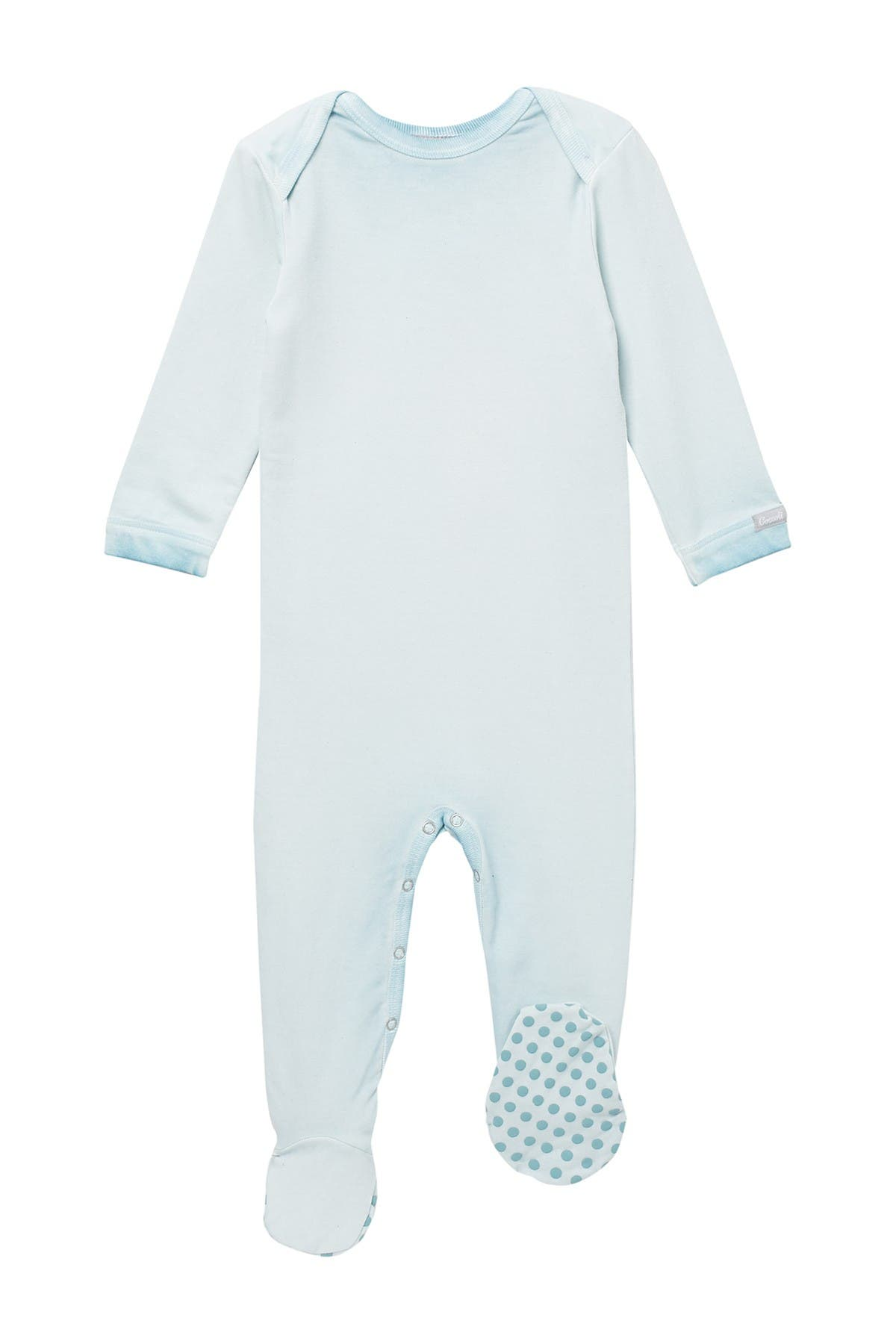 Image of Coccoli French Terry Footie Bodysuit