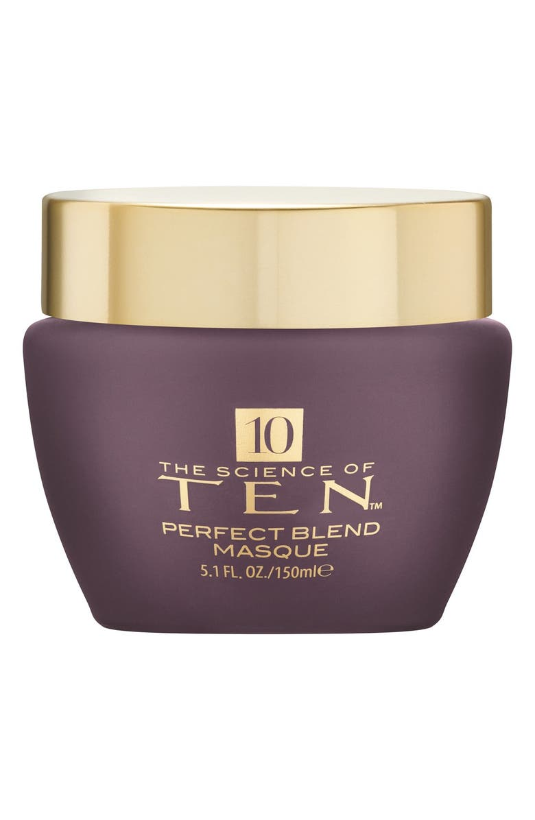 ALTERNA<SUP>®</SUP> The Science of TEN<sup>™</sup> Perfect Blend Masque, Main, color, NO COLOR