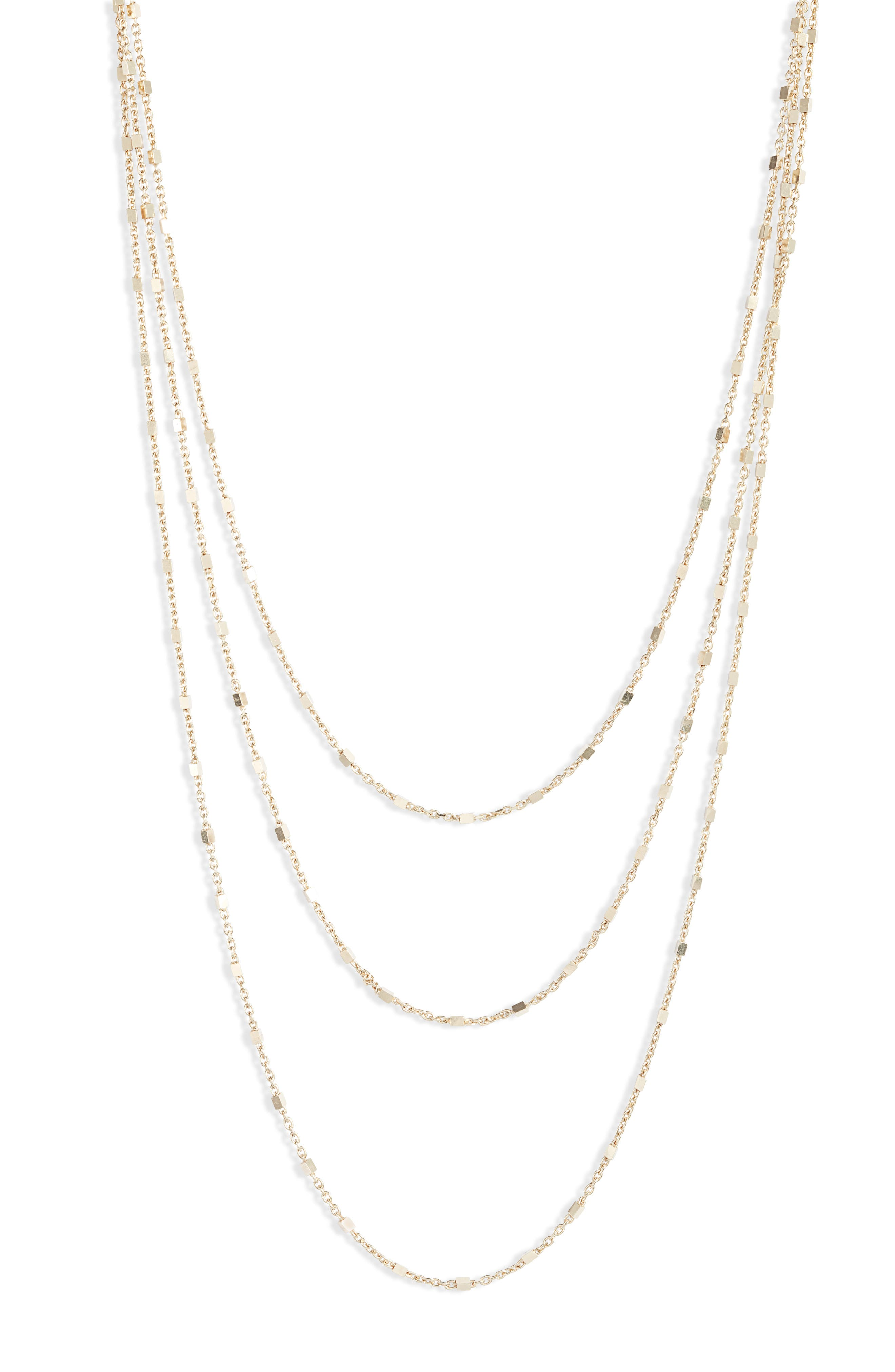 Marchel Layered Necklace