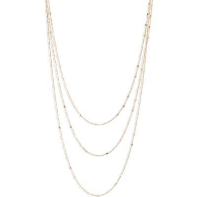 Jennifer Zeuner Marchel Layered Necklace