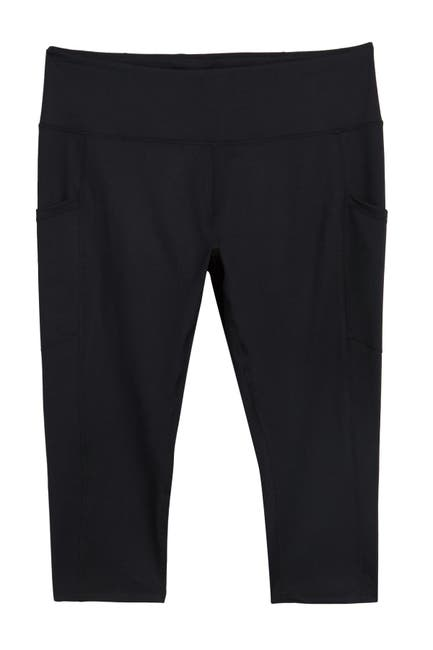 Image of Z By Zella Daily High Waisted Crop Pocket Leggings
