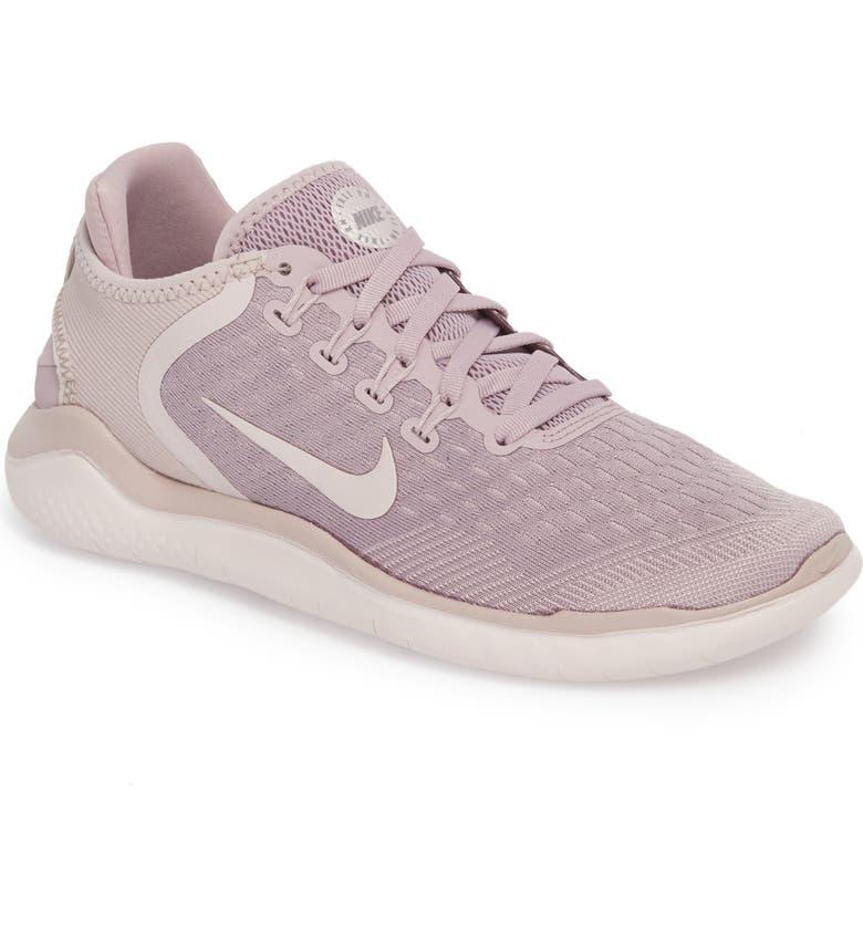 NIKE Free RN 2018 Running Shoe, Main, color, 650