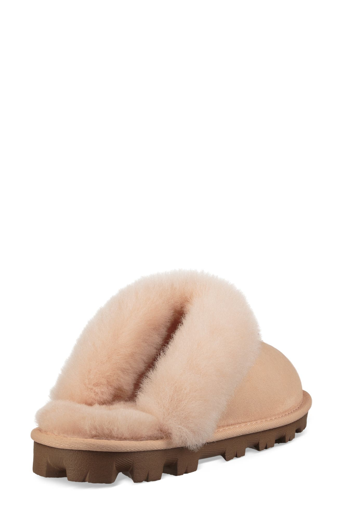 ,                             Genuine Shearling Slipper,                             Alternate thumbnail 84, color,                             652