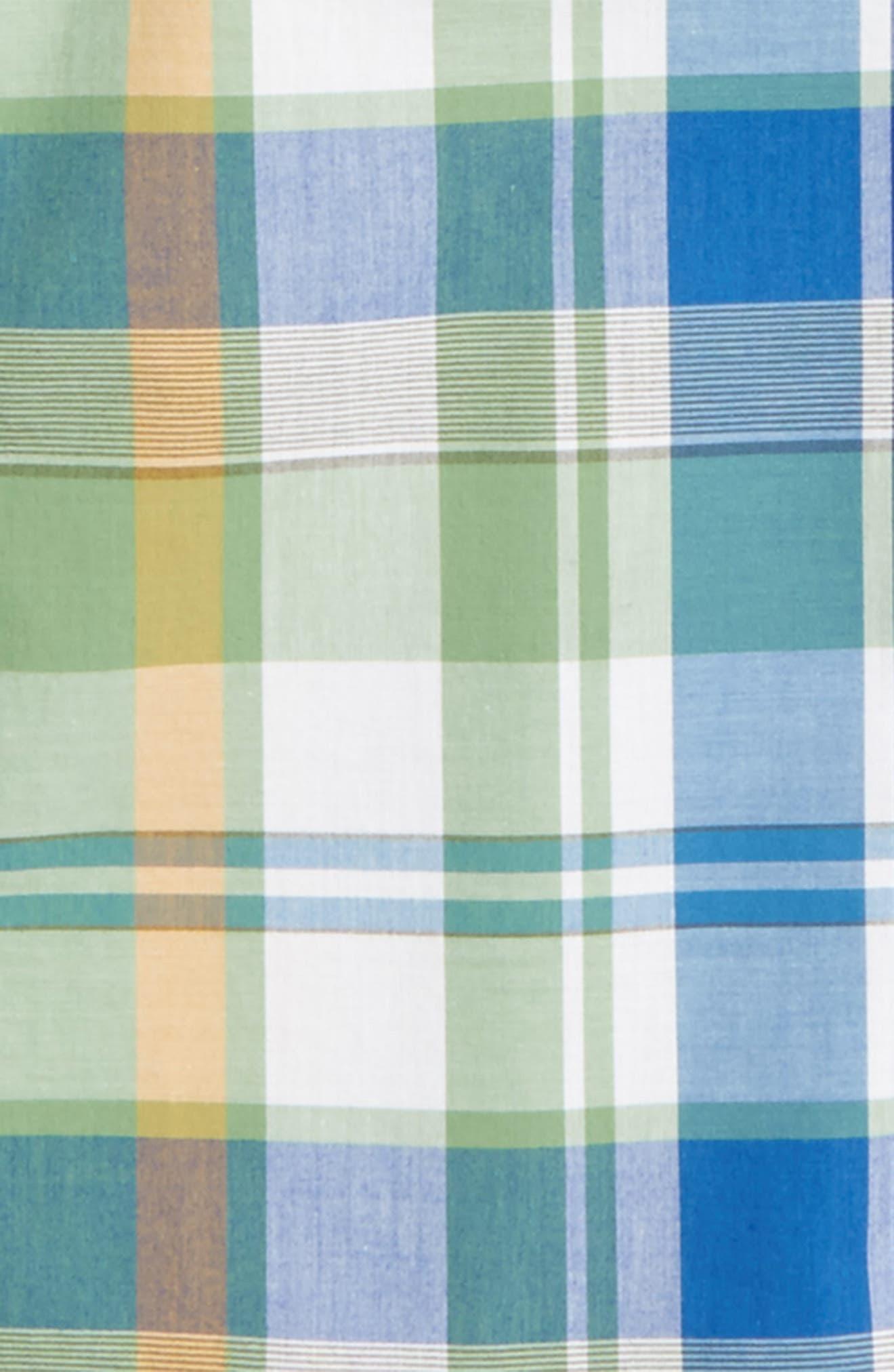 ,                             'Photo' Buffalo Plaid Woven Shirt,                             Alternate thumbnail 19, color,                             311