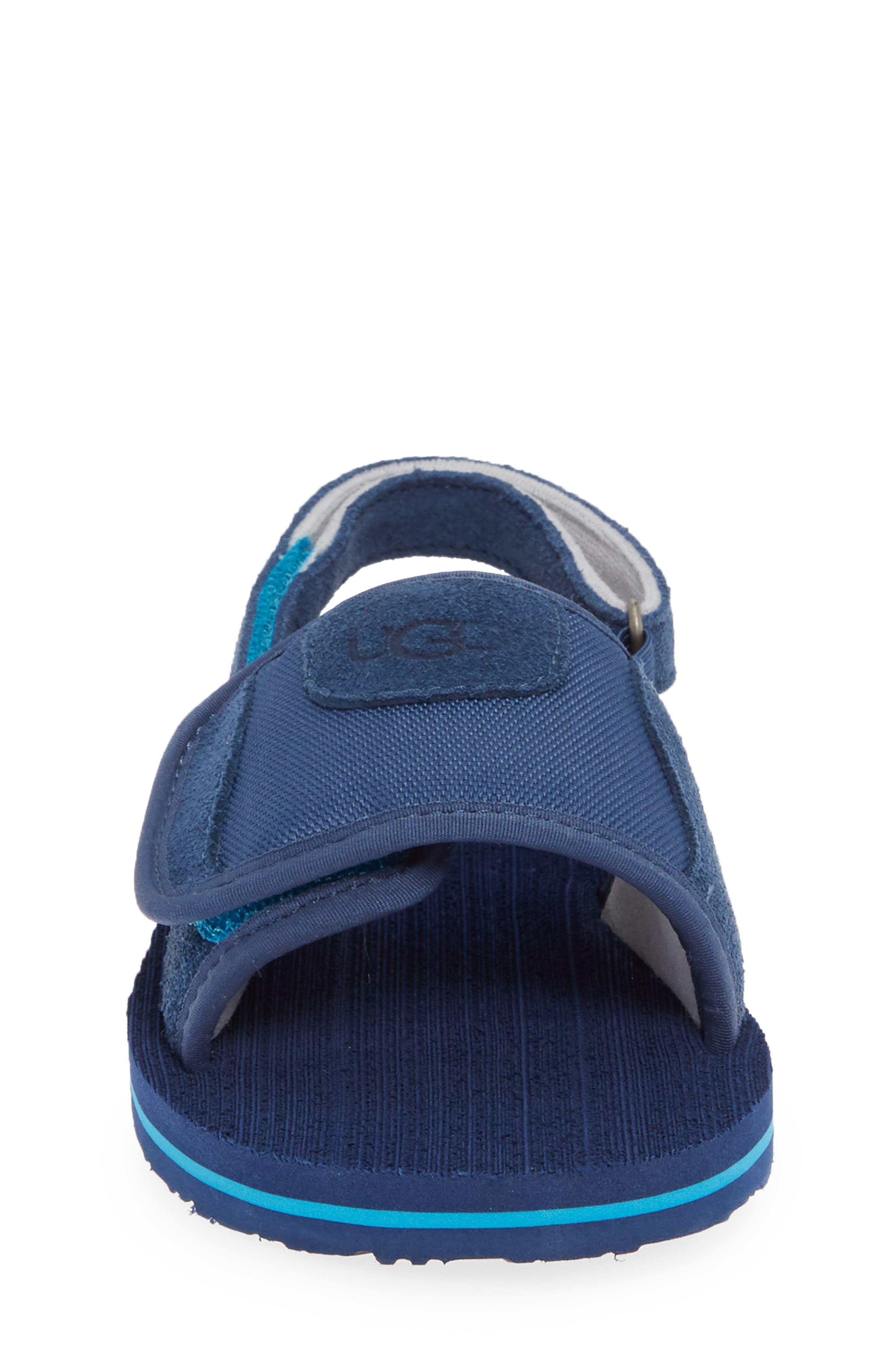 ,                             Beach Slingback Sandal,                             Alternate thumbnail 4, color,                             ENSIGN BLUE