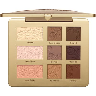 Too Faced Natural Matte Eyeshadow Palette - No Color
