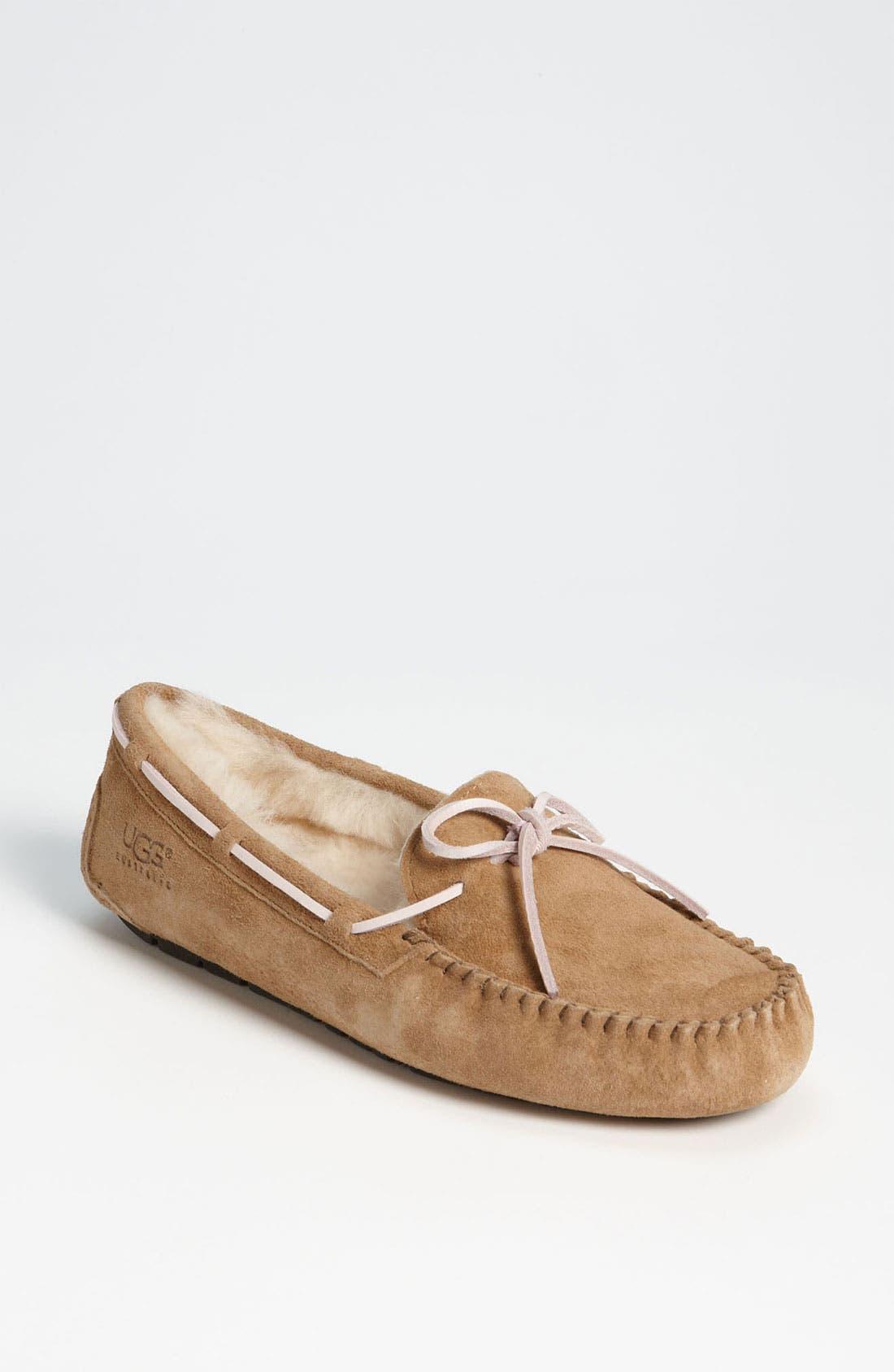UGG® Dakota Water Resistant Slipper (Women)