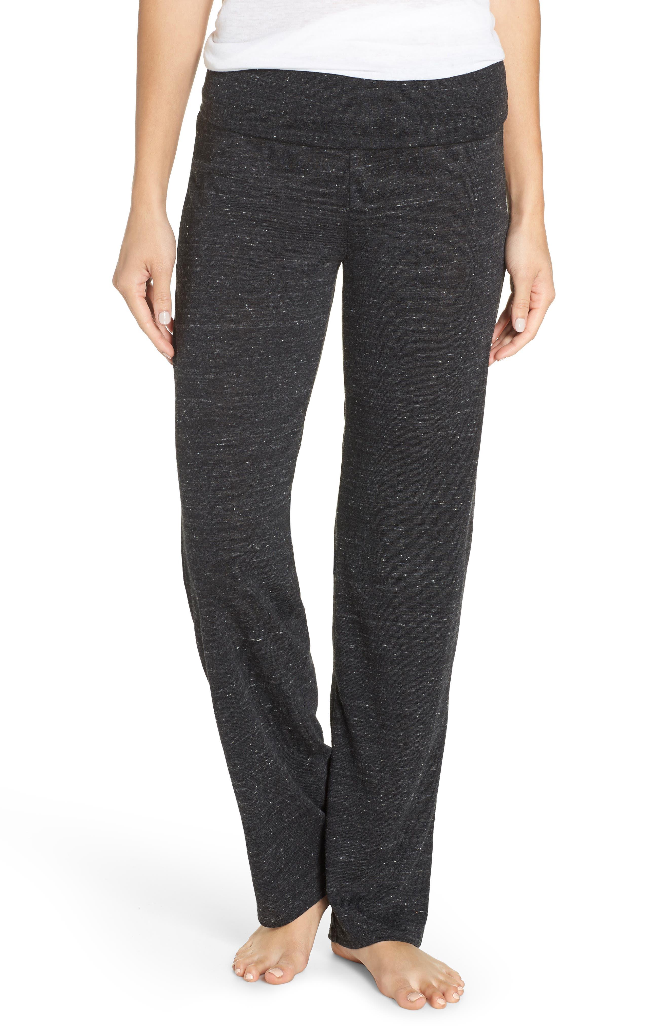 Image of Alternative Eco Fold-Over Waist Lounge Pants