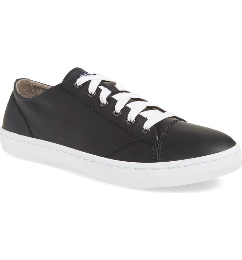COLE HAAN 'Trafton' Cap Toe Sneaker, Main, color, 001