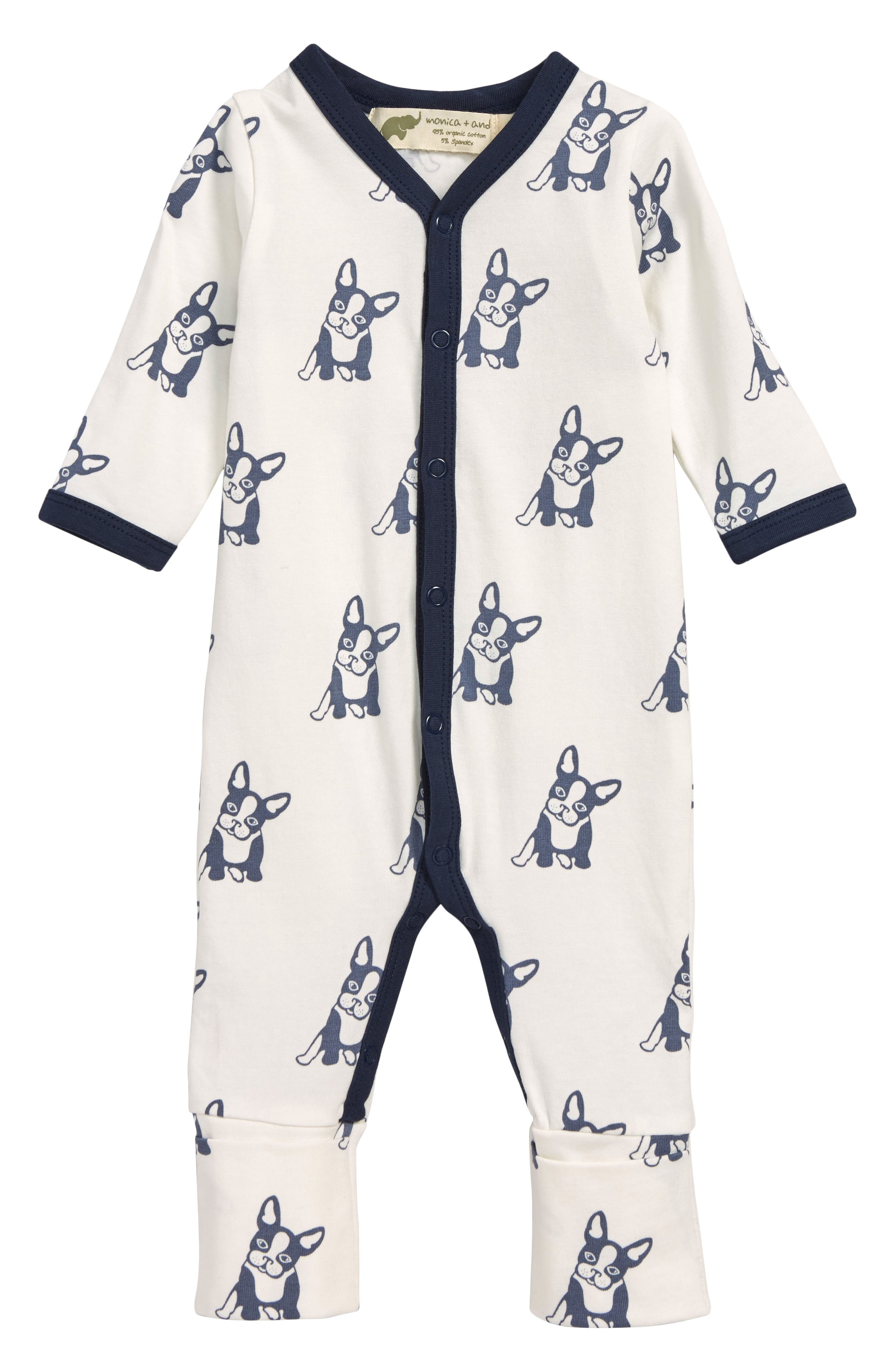 On the Go Convertible One-Piece, Main, color, TOP DOG