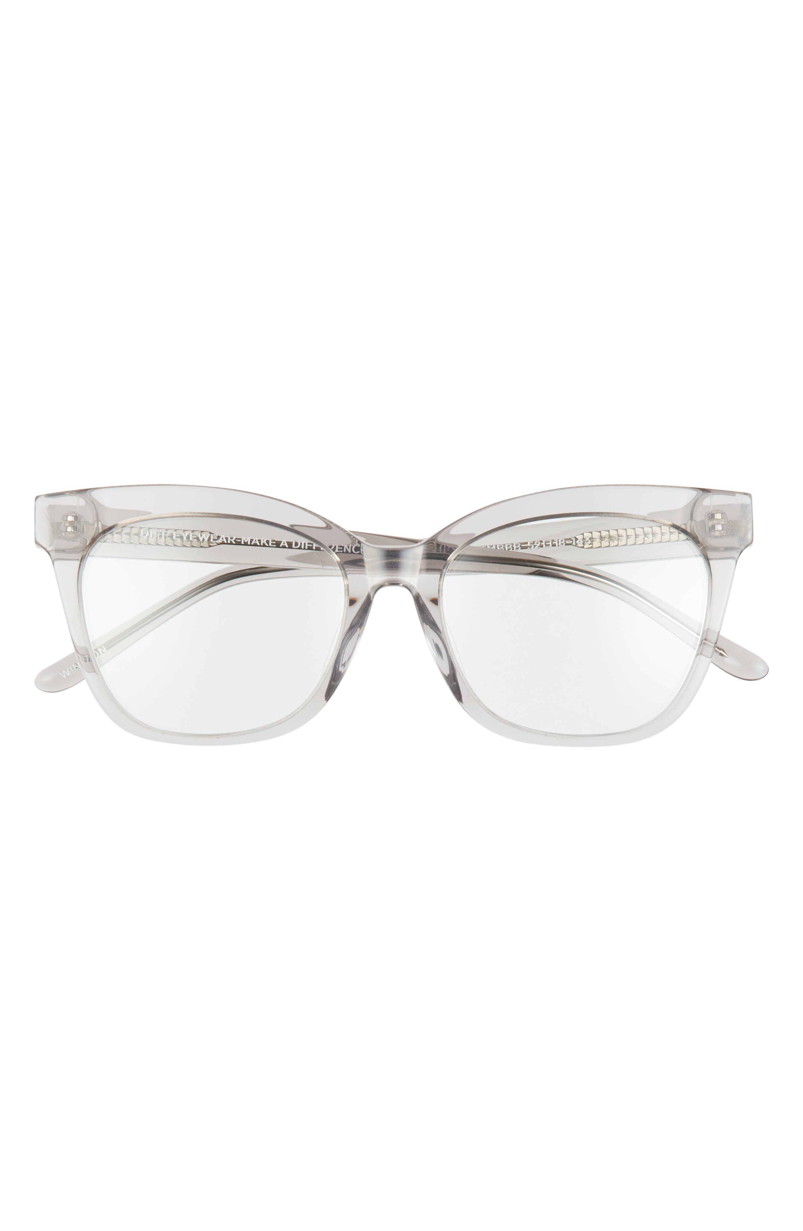 Winston 50mm Small Cat Eye Optical Glasses