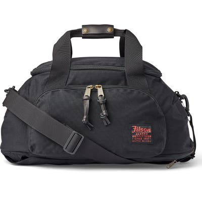 Filson Convertible Duffel Bag - Blue