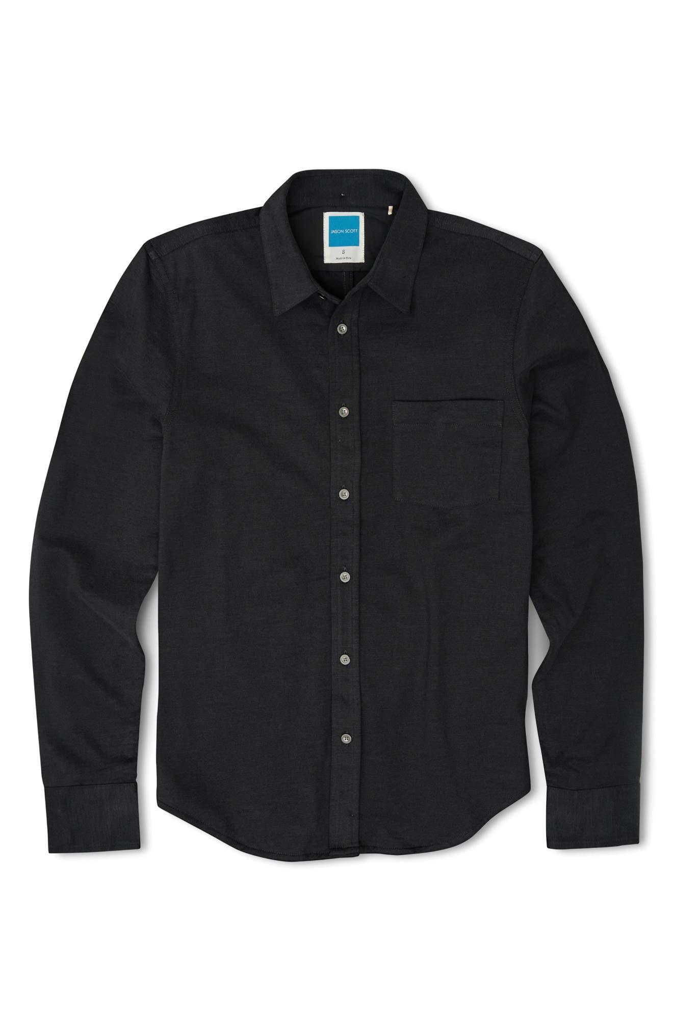 Jason Scott Wilson Regular Fit Button-Up Shirt