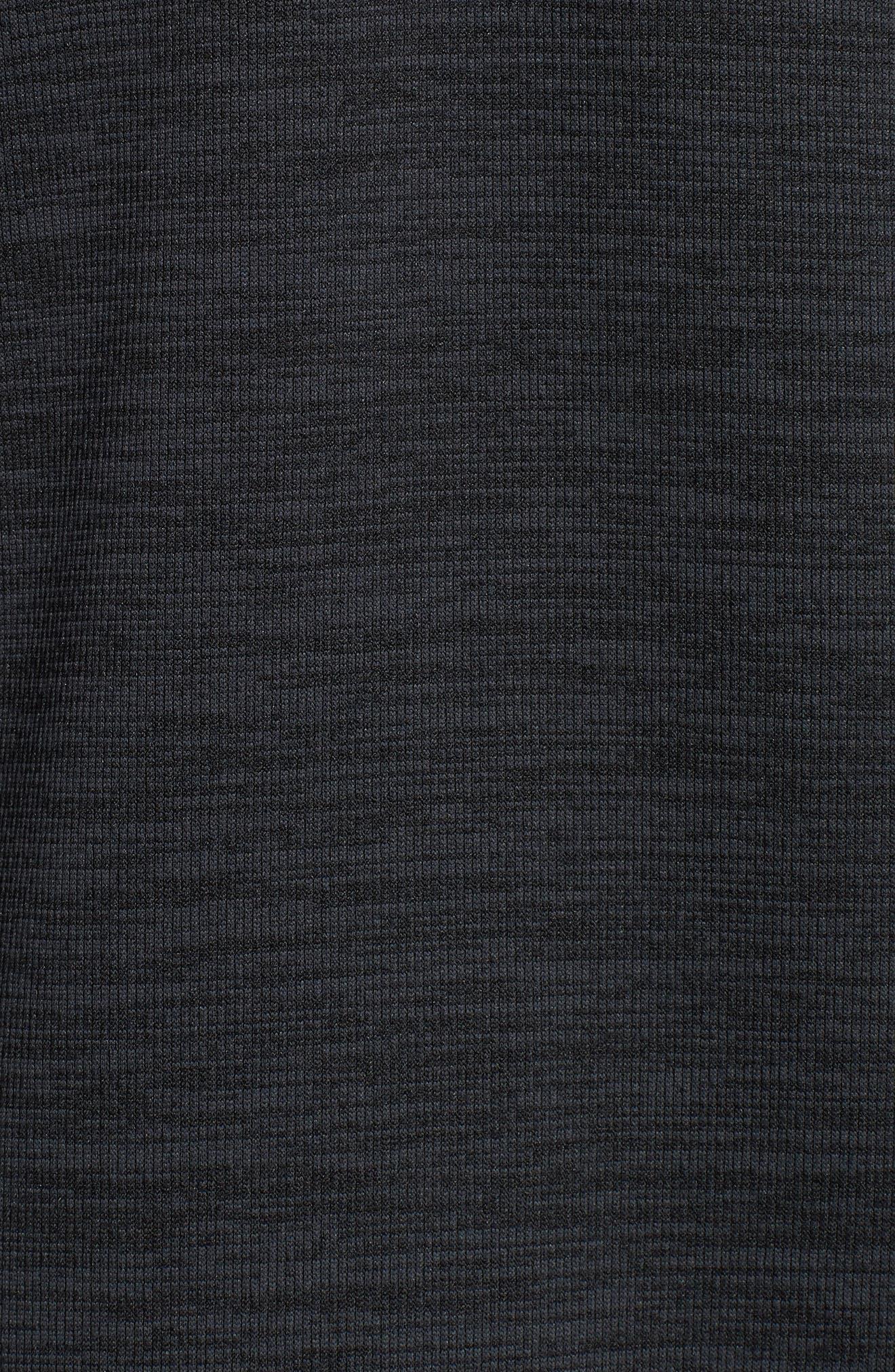 ,                             Climaheat<sup>®</sup> Hoodie,                             Alternate thumbnail 5, color,                             CARBON/ BLACK