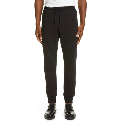 Dries Van Noten Slim Fit Sweatpants, Black