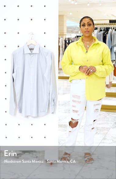 Trim Fit Stripe Dress Shirt, sales video thumbnail