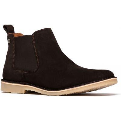 Rodd & Gunn Glenbrook Chelsea Boot, Brown