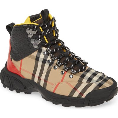 Burberry Tor Hiking Boot