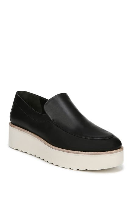 Image of Vince Zeta Platform Loafer