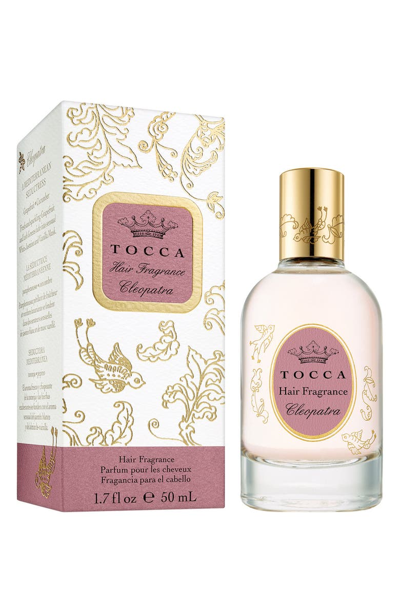 TOCCA Cleopatra Hair Fragrance, Main, color, NO COLOR