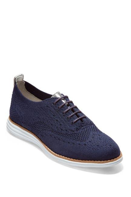 Image of Cole Haan Original Grand Knit Wingtip Oxford Sneaker