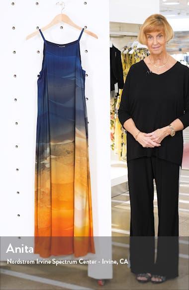 Leonissa Print Maxi Dress, sales video thumbnail