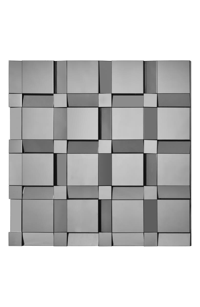 RENWIL Quartz Mirror, Main, color, METALLIC SILVER