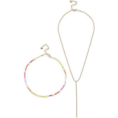 Baublebar Dina Set Of 2 Necklaces