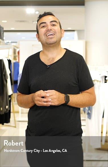 Paillette Cap Sleeve Top, sales video thumbnail