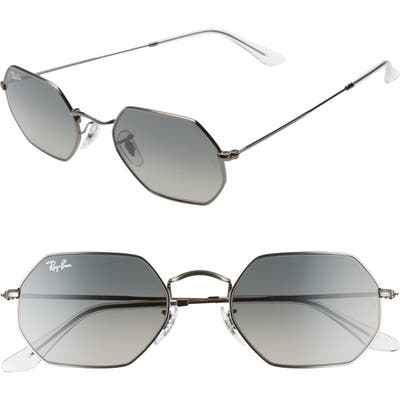 Ray-Ban 5m Octagonal Sunglasses - Gunmetal