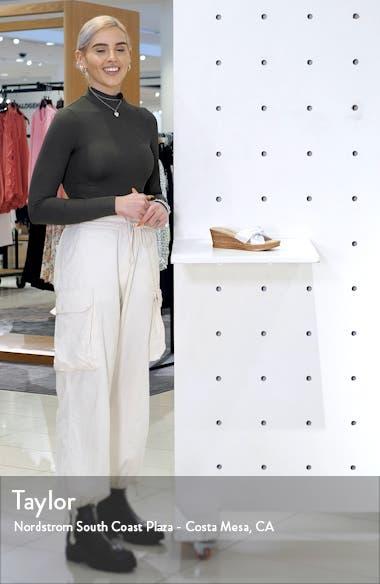 Dinah Platform Wedge Sandal, sales video thumbnail