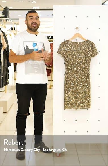 Embellished Sheath Dress, sales video thumbnail