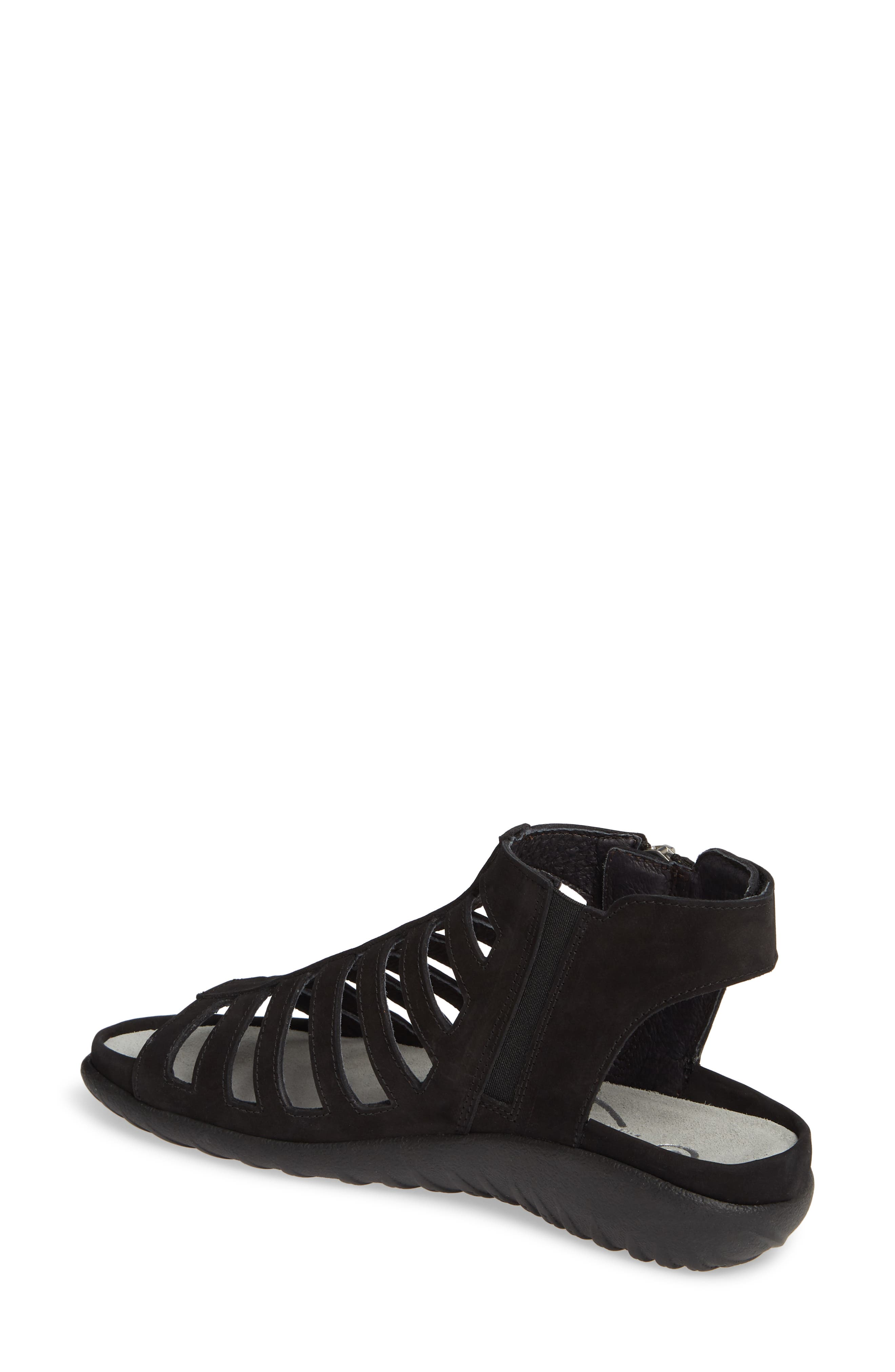 ,                             Pitau Sandal,                             Alternate thumbnail 2, color,                             BLACK
