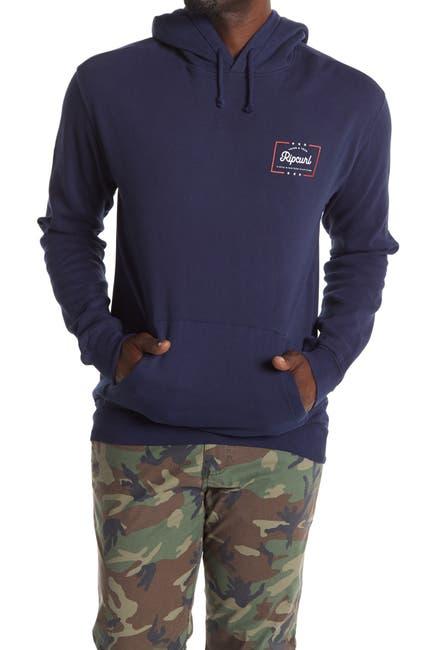 Image of Rip Curl American Made Fleece Pullover Hoodie